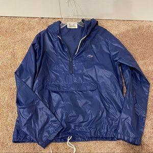 Lacoste rain coat